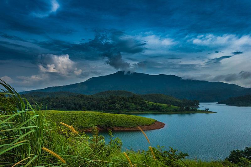 Banasura Dam Wayanad