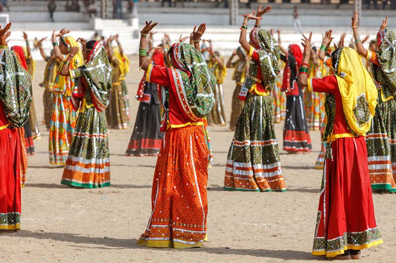 Rajasthan Folk Dance Bikaner