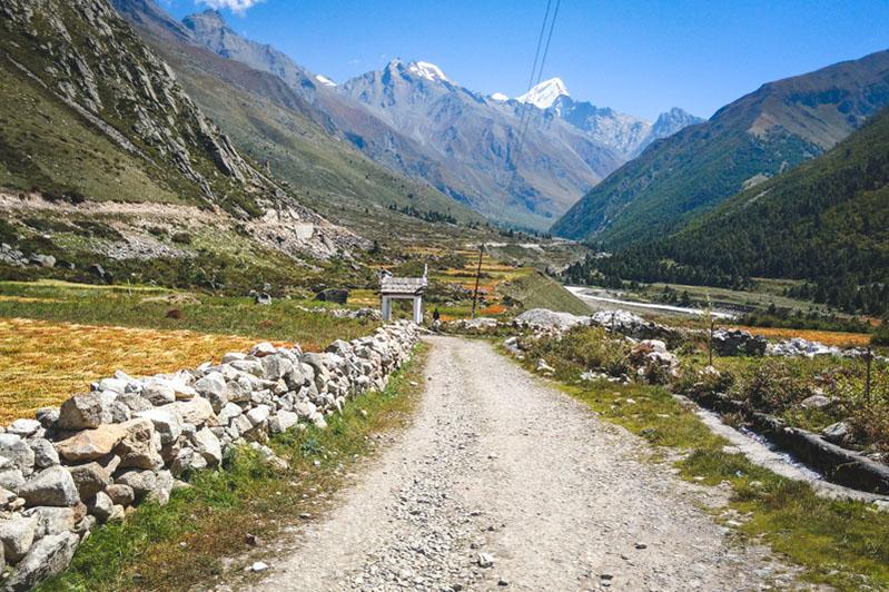 Chitkul, Sangla Valley Himachal Pradesh