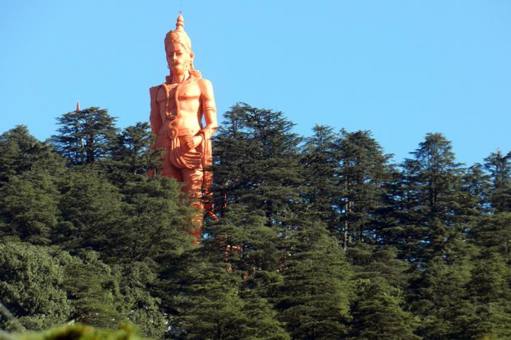 Jakhu Temple Shiimla