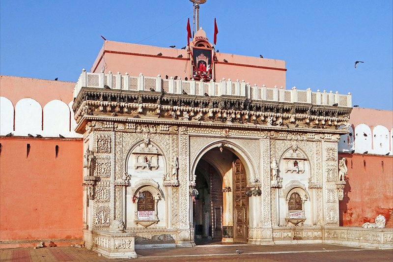 Karni Mata Temple Bikaner