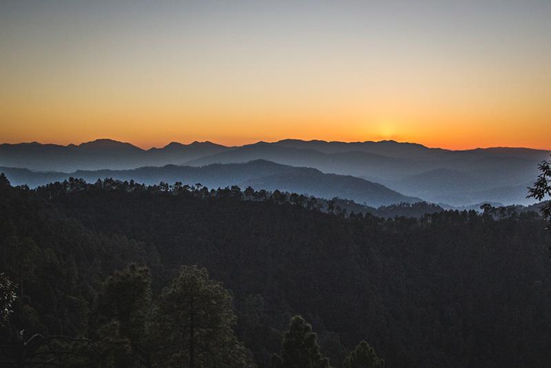 Almora Sunrise