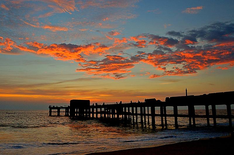 Trivandrum Sunset