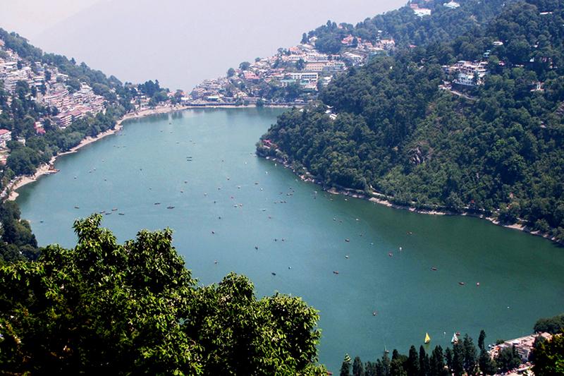 Nainital Nakki Lake