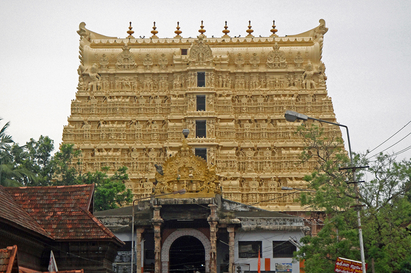 Padmanabhswamy Temple Trivandrum