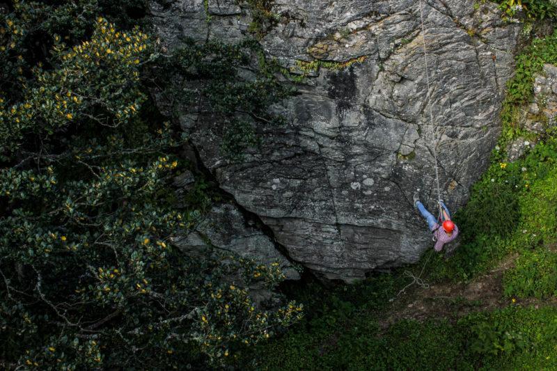 Rock Climbing Rishikesh