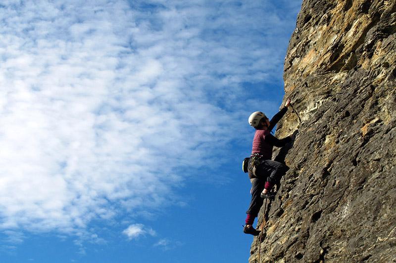 Rock Climbing Nainital