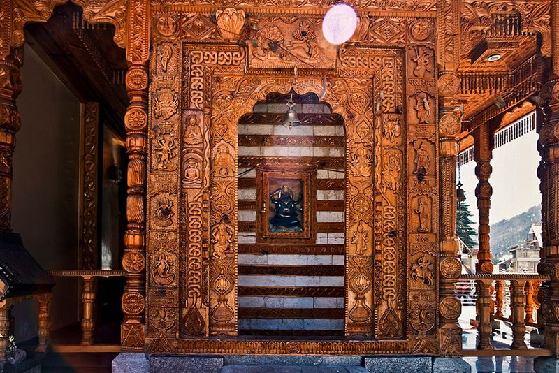 Wood Carving Centre Sangla