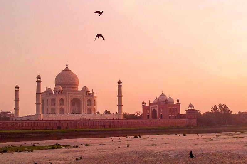 Taj Mahal And Agra Fort Agra Golden Triangle