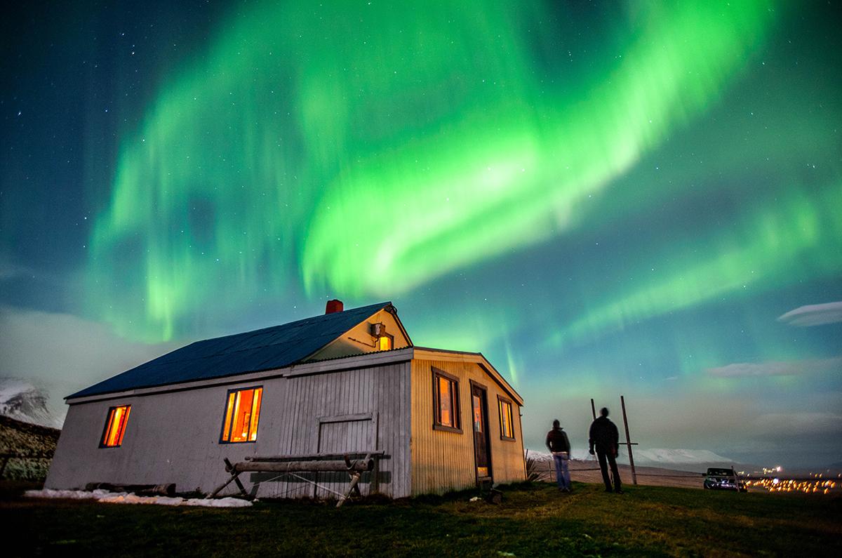 Aurora Borealis Honeymoon