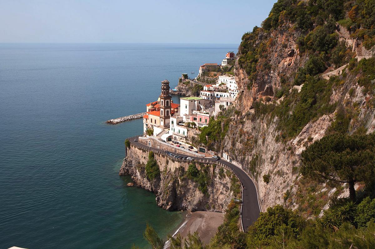 Drive around the Amalfi Coast