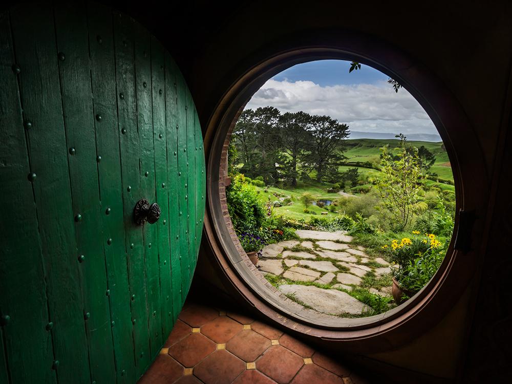 Matamata LOTR hobbitland