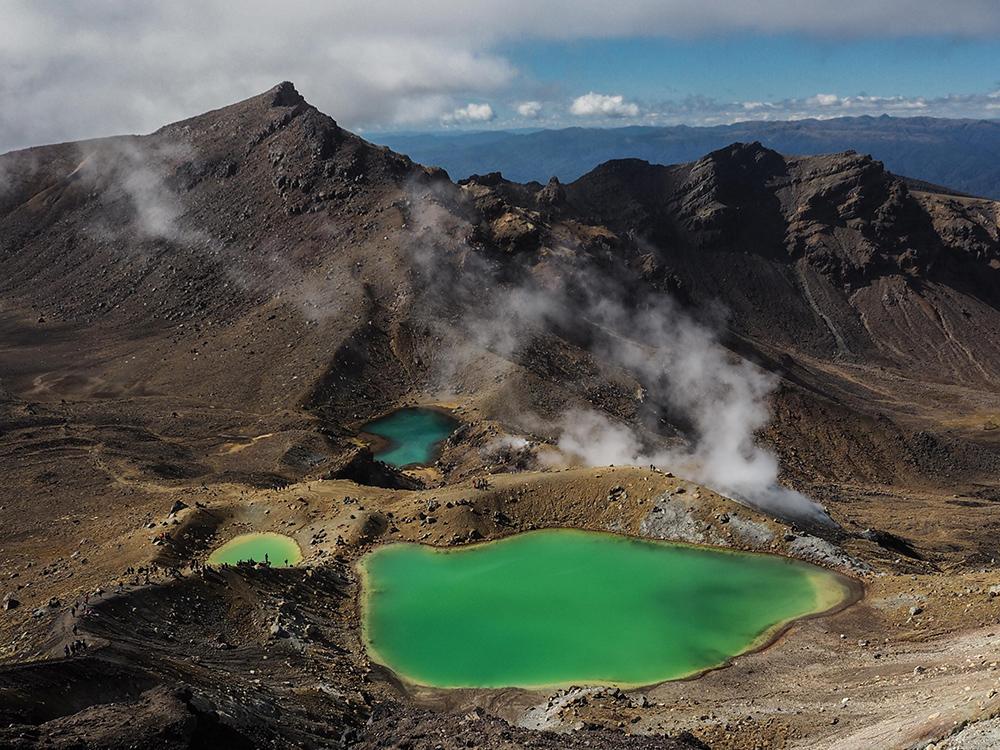Tongariro National Park LOTR Location