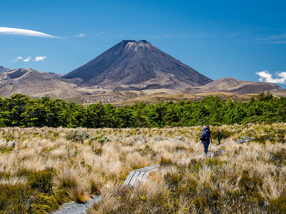 Tongariro National Park LOTR