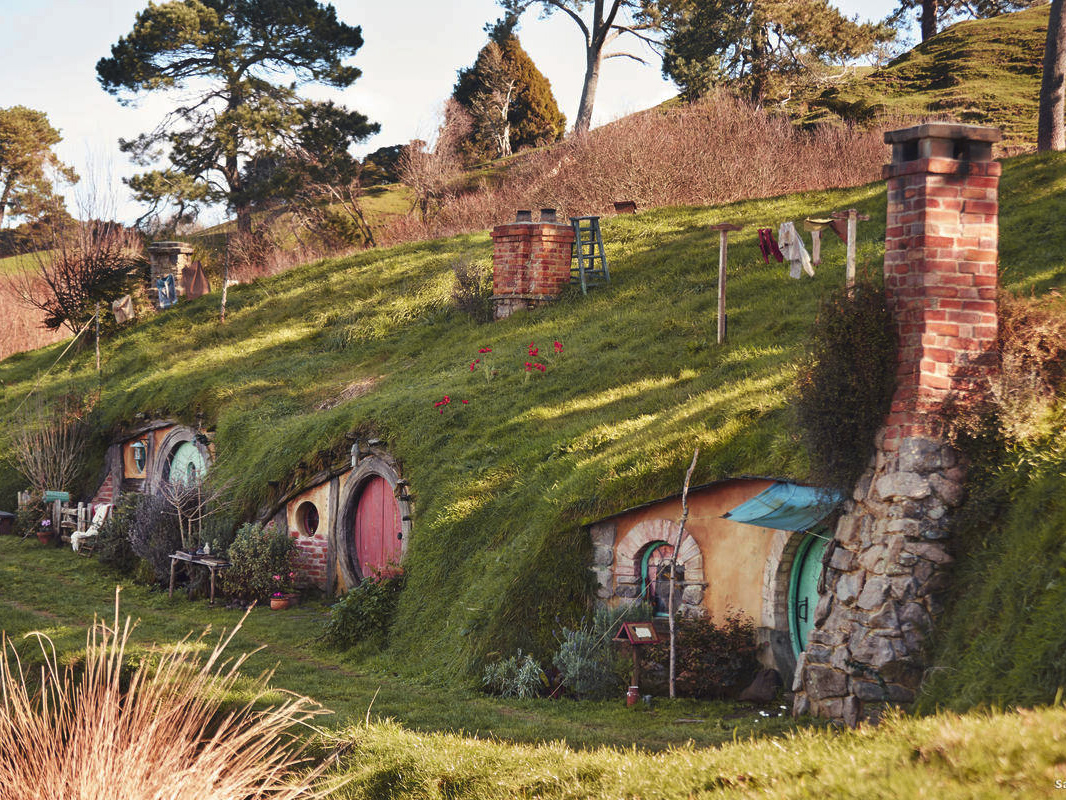 Lord of the Rings Filming Locations