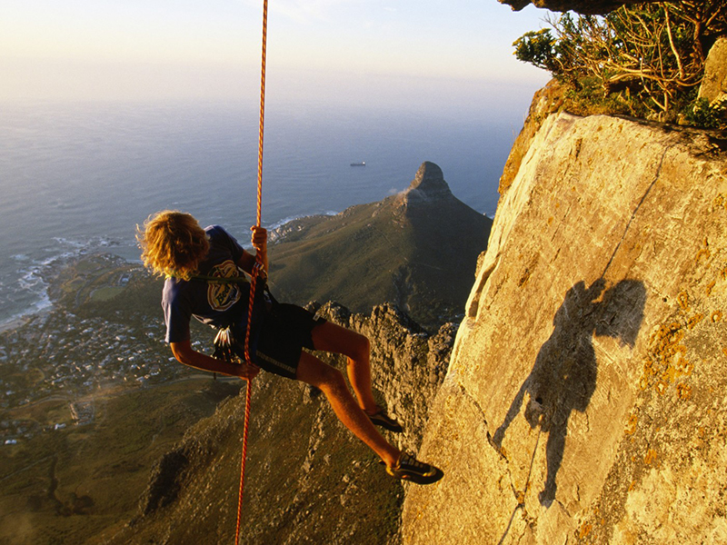 Abseiling Adventure Sports South Africa