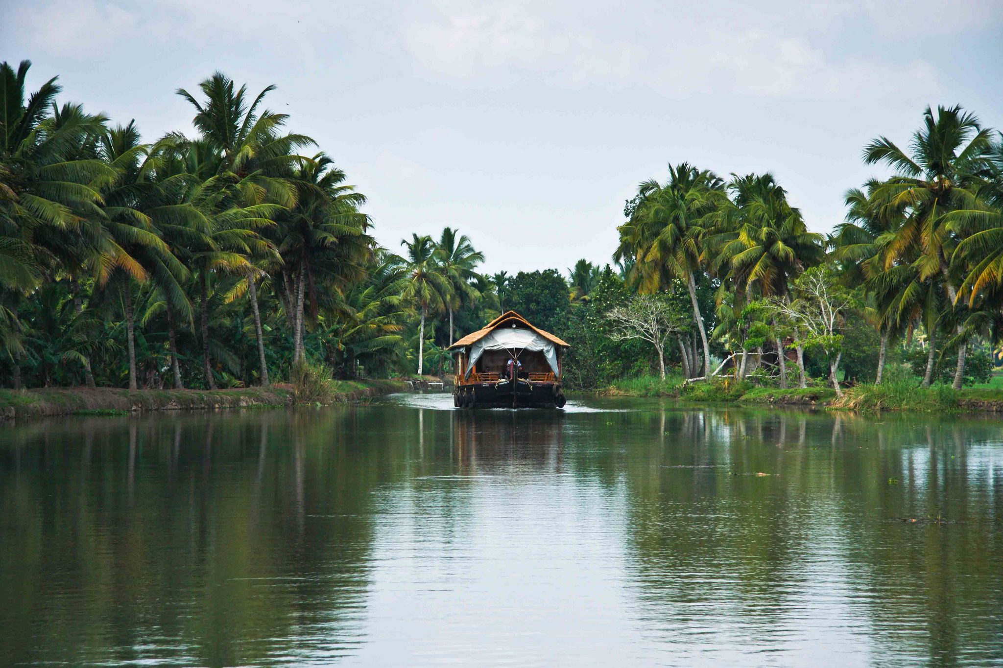 Alleppey Kerala Itinerary