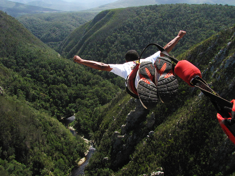 Bungee jumping South Africa Adventure Sport