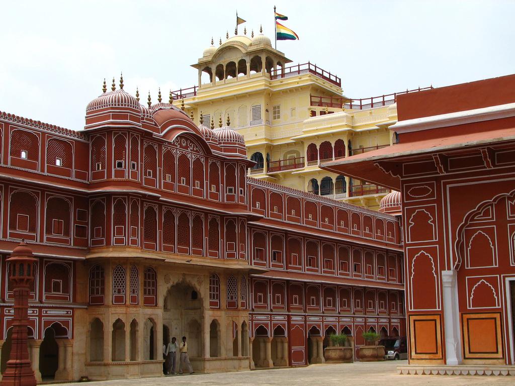 City Palace Jaipur Rajasthan Itinerary