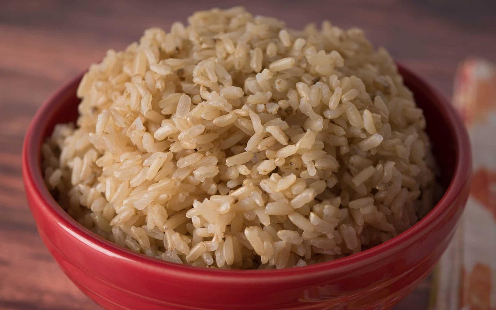 Jasmine Rice Thai Food