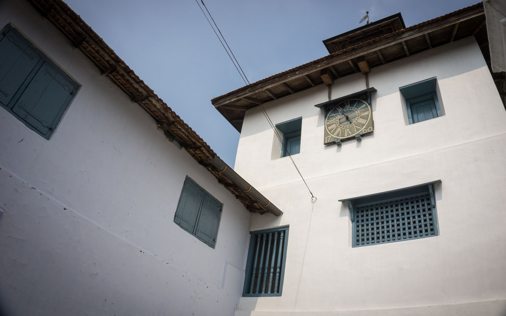 Mattancherry Dutch Palace Kochi Kerala itinerary