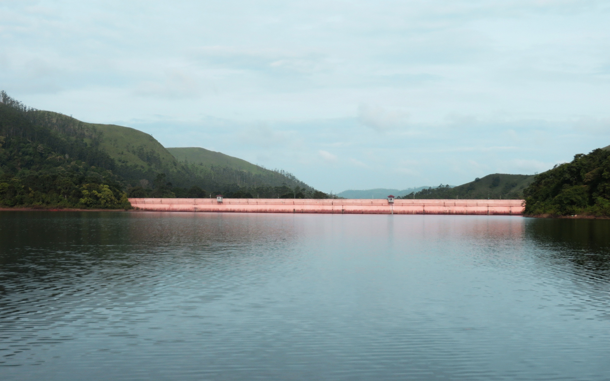 Mullaperiyar Dam Kerala Itinerary