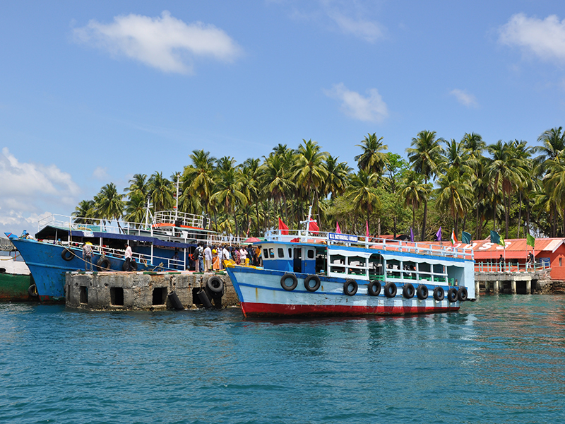 Port Blair Andaman