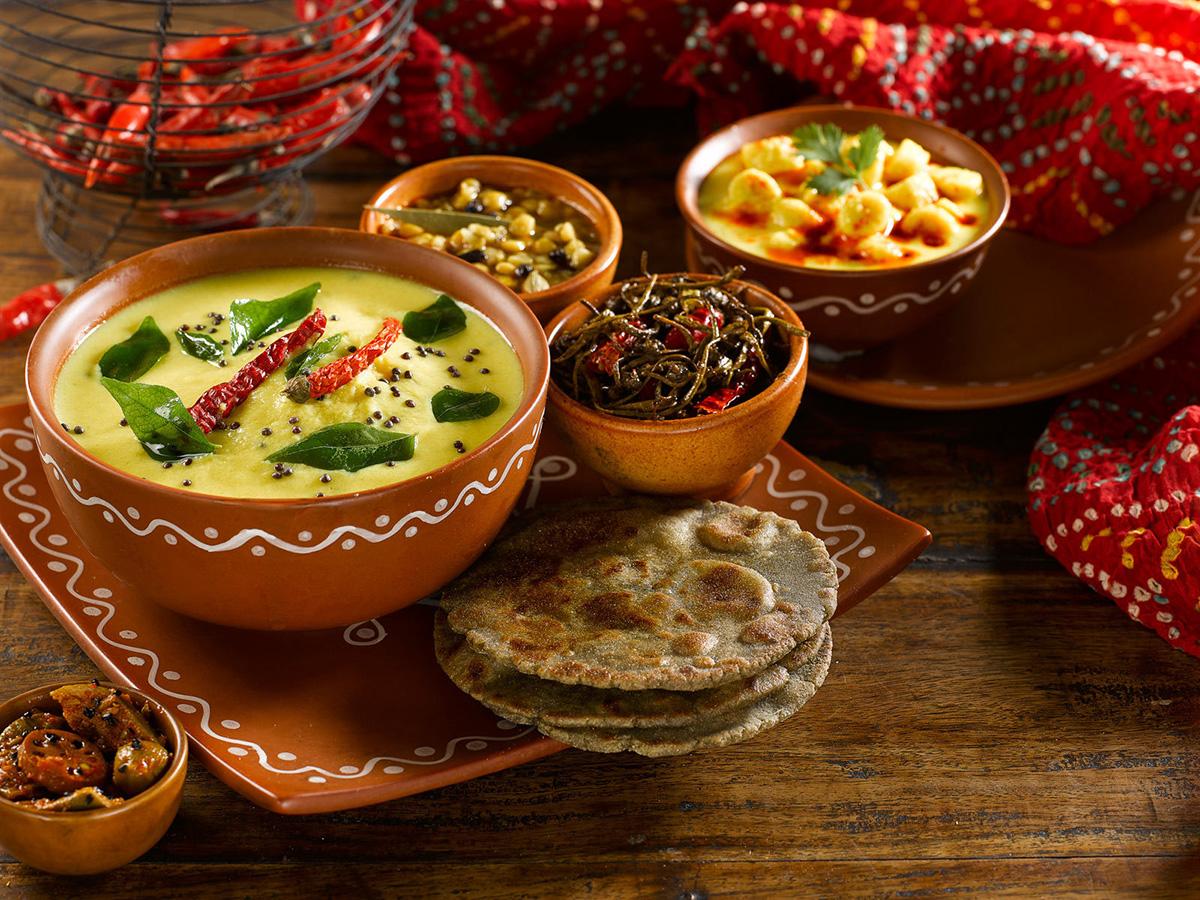 Rajasthani cuisine Rajasthan Itinerary