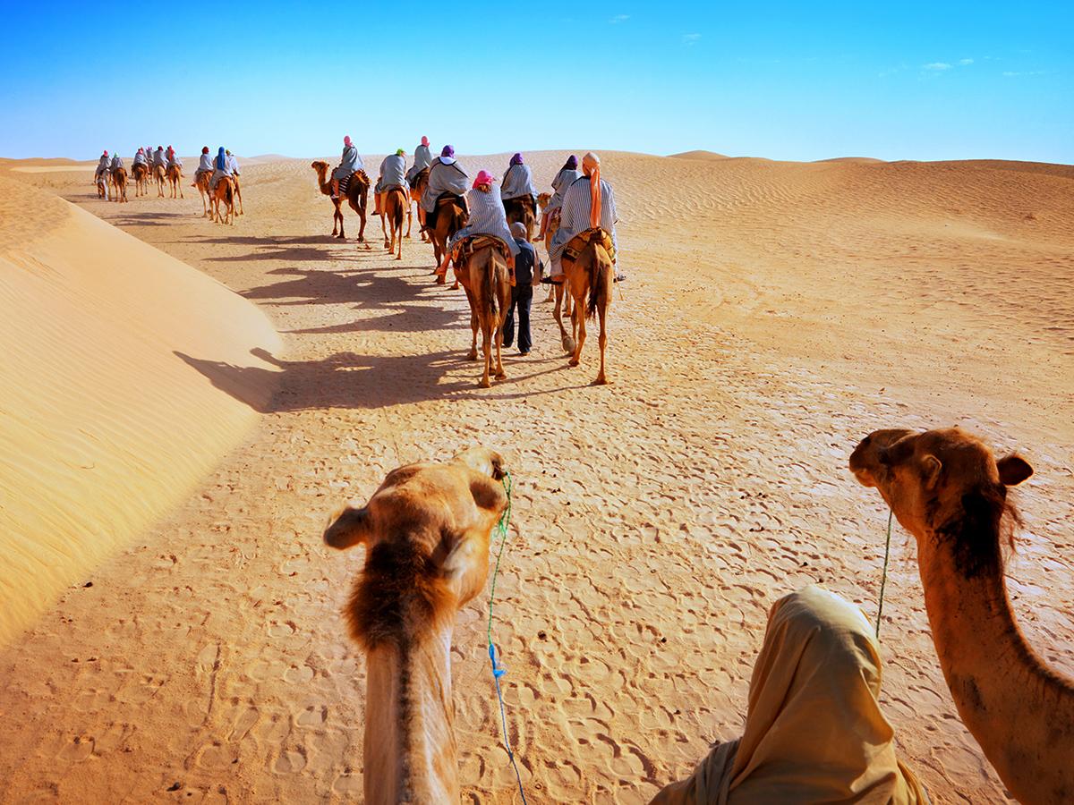 desert safari rajasthan itinerary