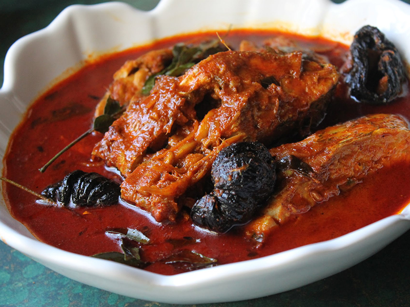 fish curry Kerala Food