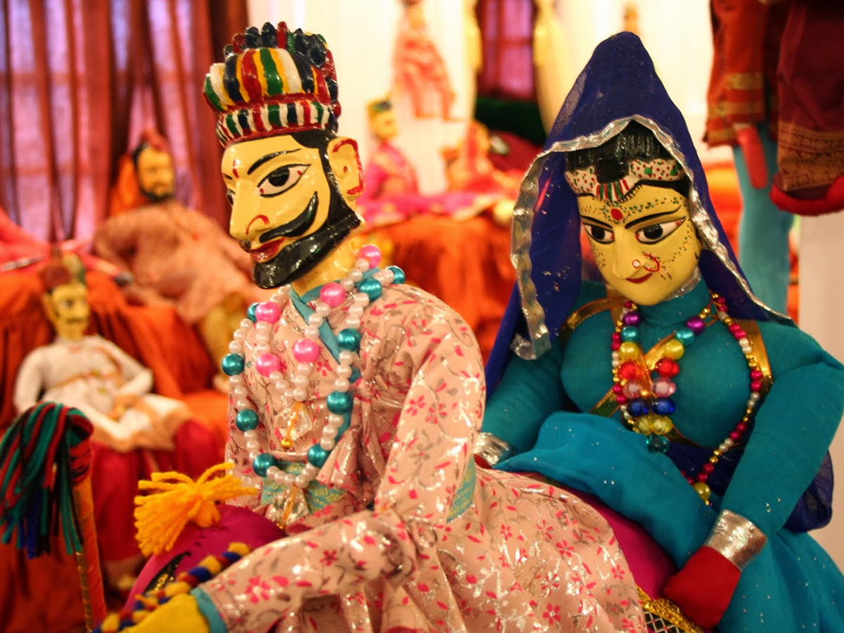 puppet show Rajasthan Itinerary