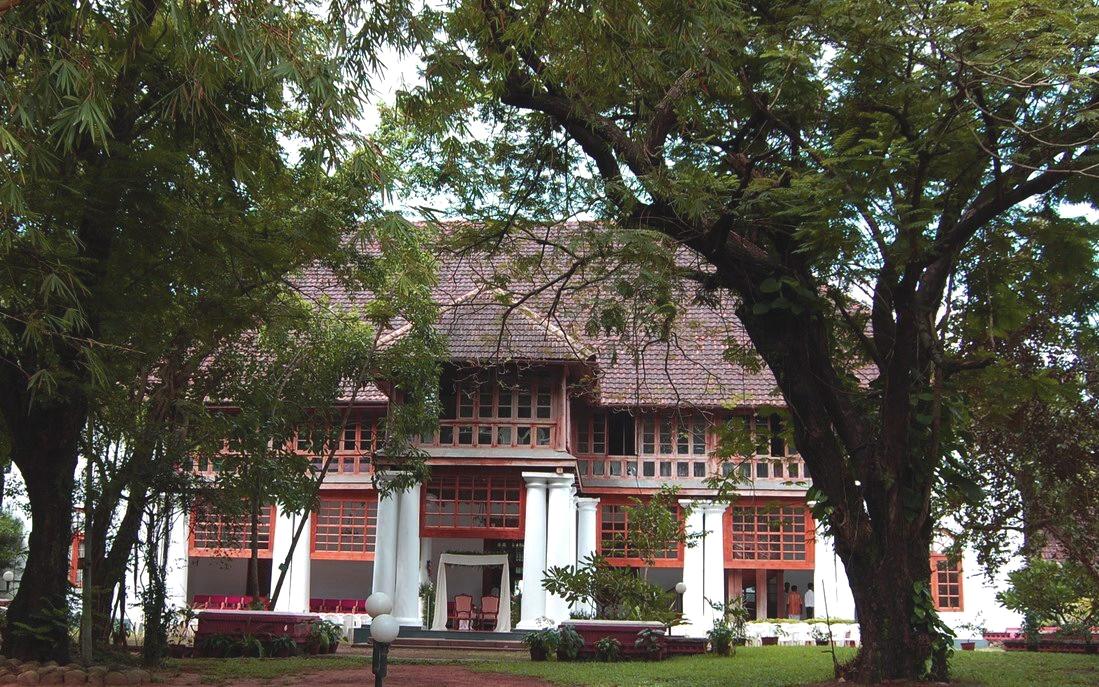 The Bastion Bungalow kochi Kerala Itinerary