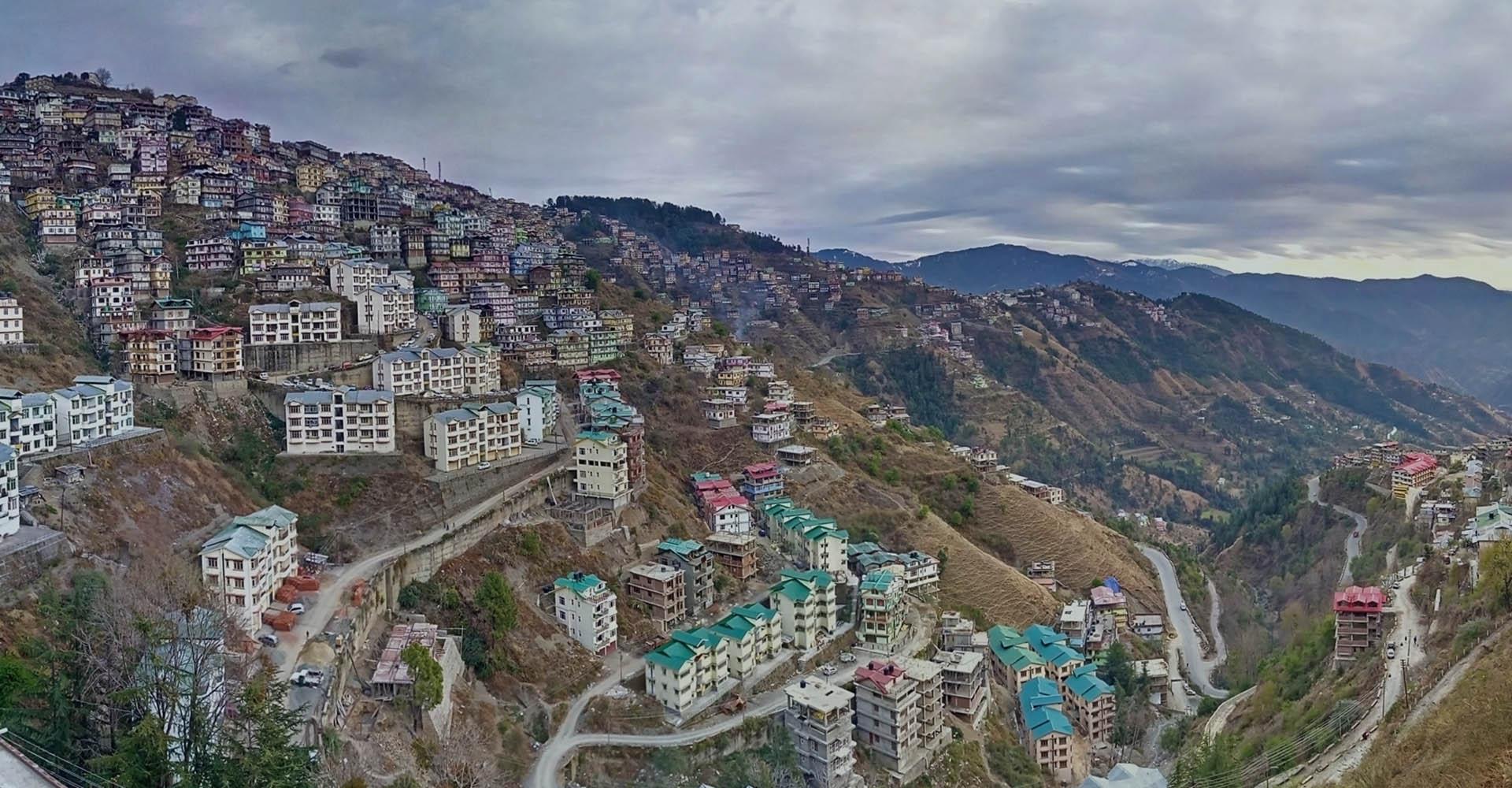 Shimla – Inside Bollywood's Favourite Background