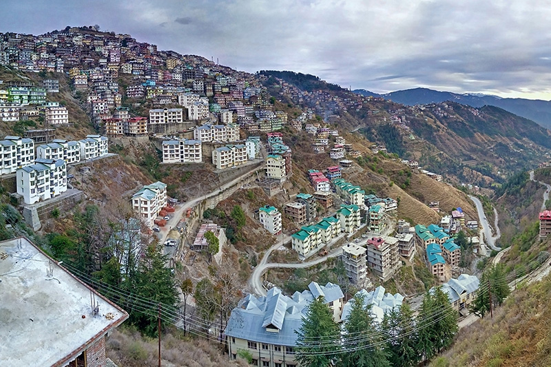 5 places near Shimla worth exploring