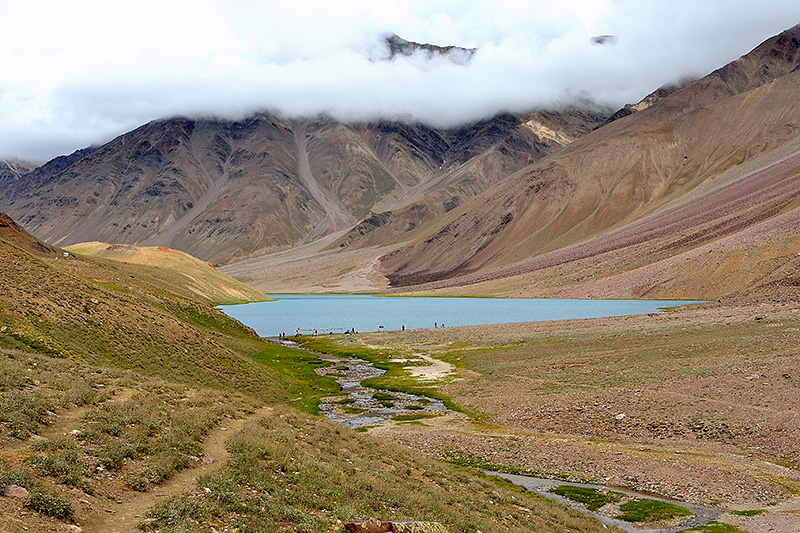 Chandrataal Lake Spiti