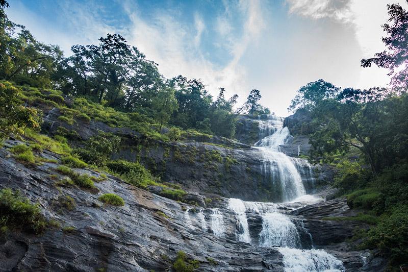 Chinnakanal Waterfalls Munnar