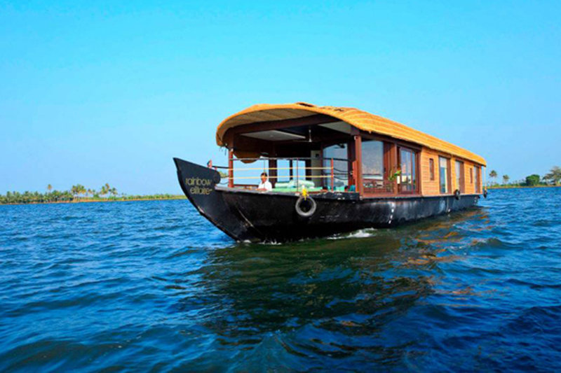 Cruise at Pamba