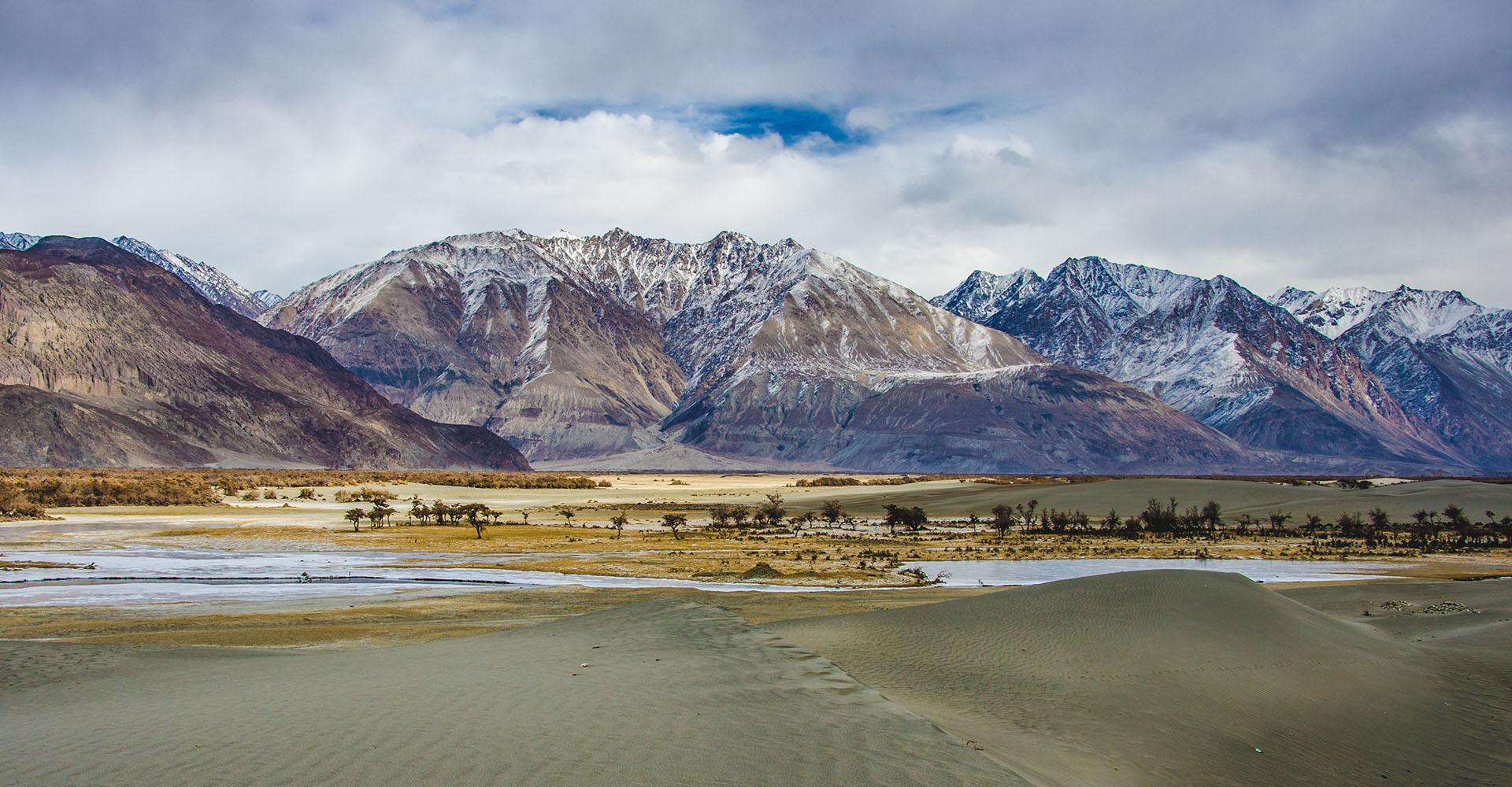 Ladakh – The Land of  Frozen Deserts