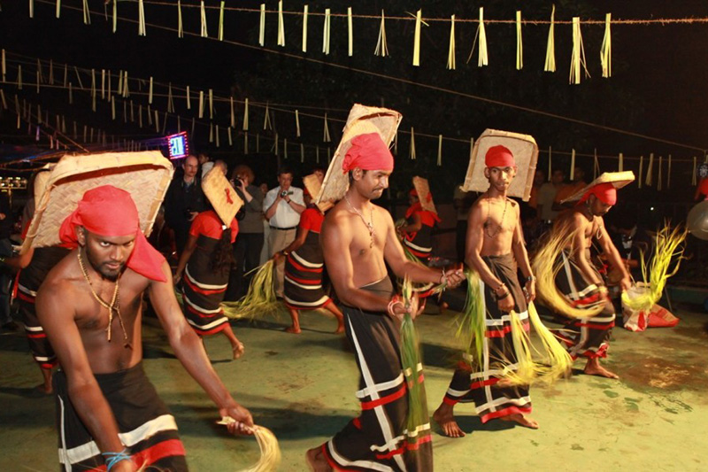 Tribal Dance at Periyar