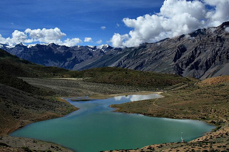 Dhankar Lake Spiti
