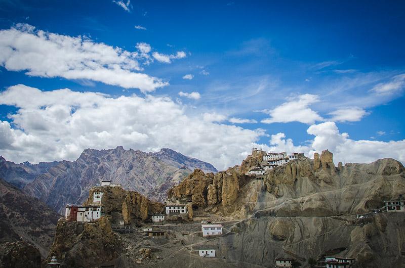 Dhankar Spiti Himachal Pradesh