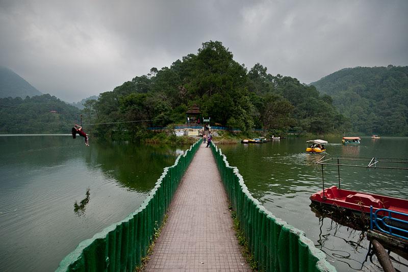 Sattal Lake Uttarakhand