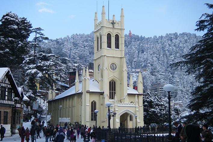 The Ridge, Shimla