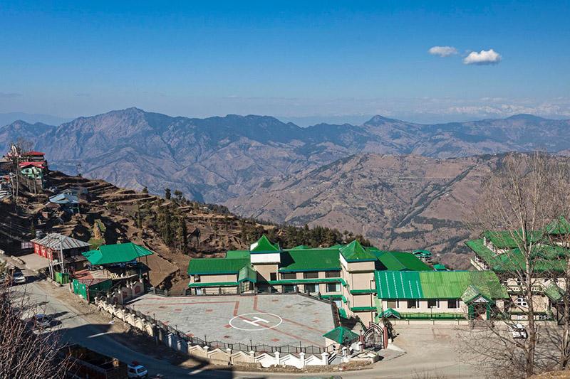 Kufri Himachal Pradesh