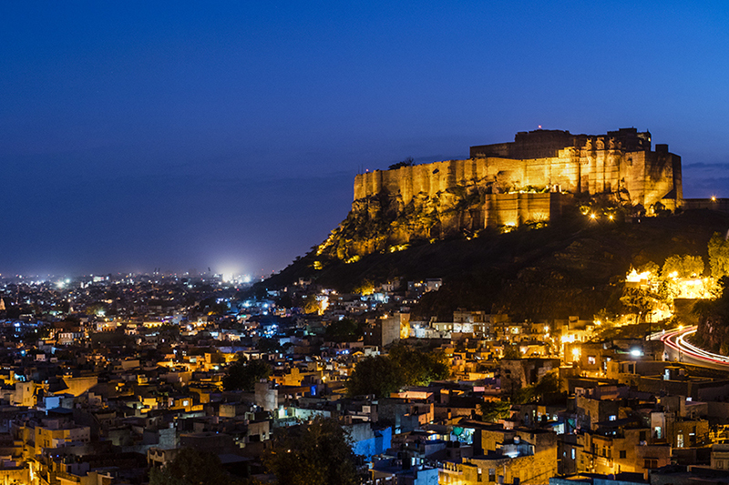 Jodhpur – Rajasthan's famed Golden City