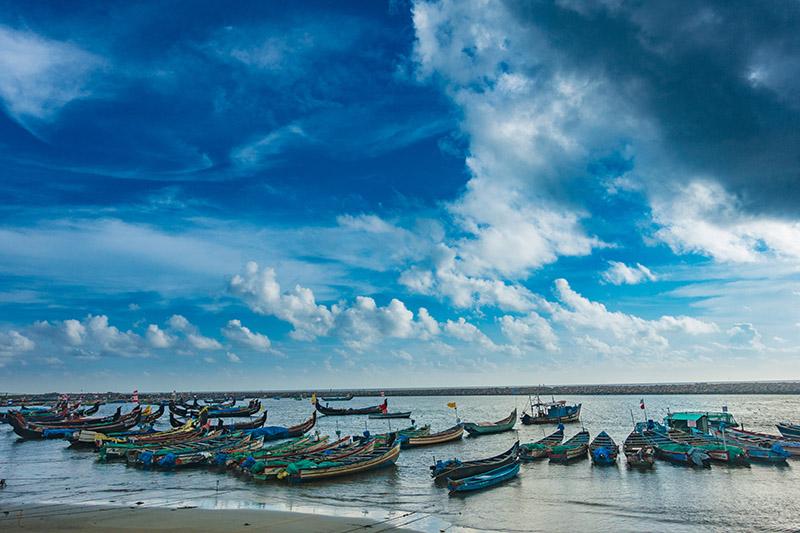 Munambam Harbour Kochi