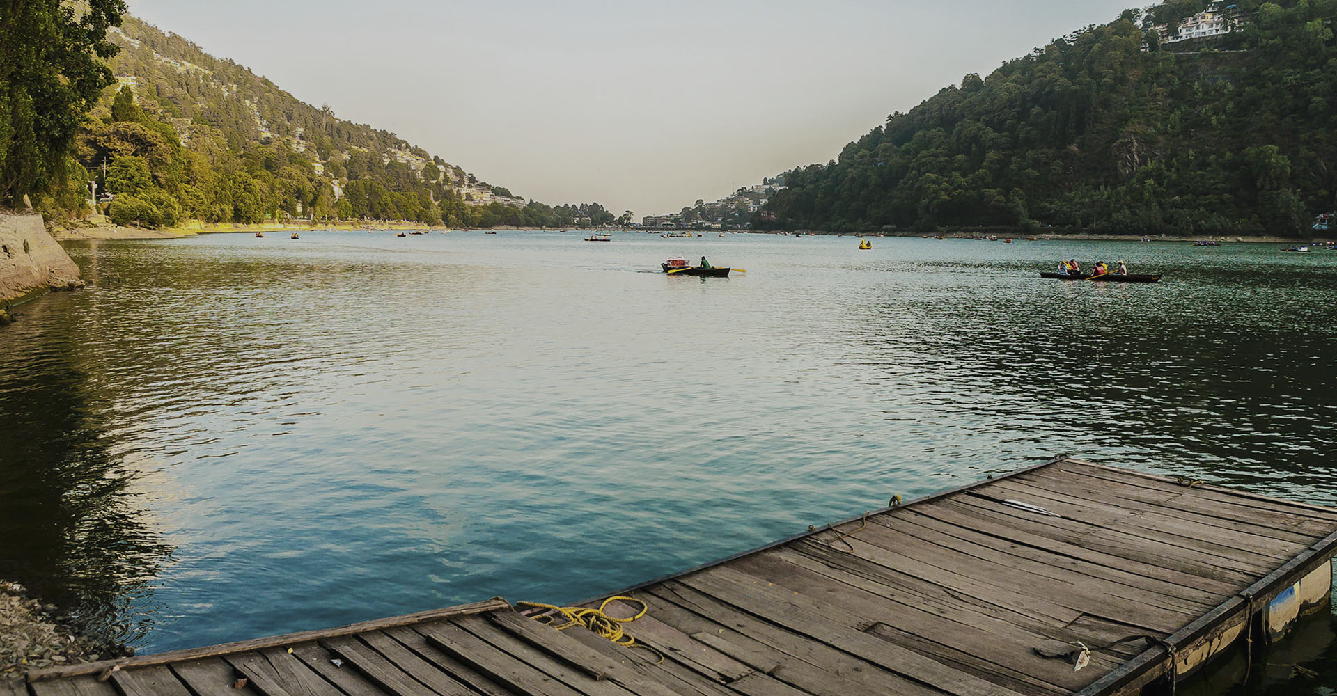 Nainital – A Mythical Lake Town