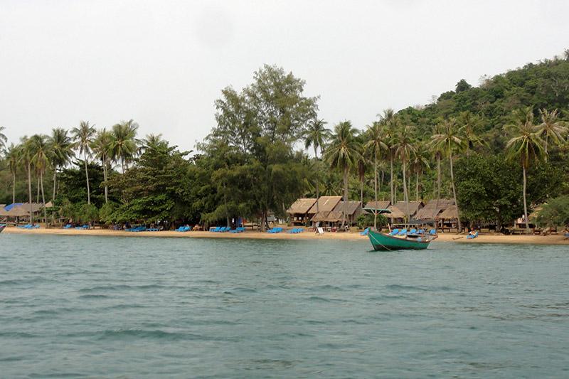 Rabbit Island Cambodia
