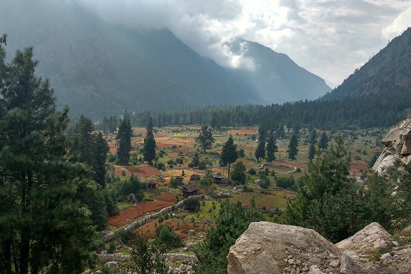 Sangla Himachal Pradesh