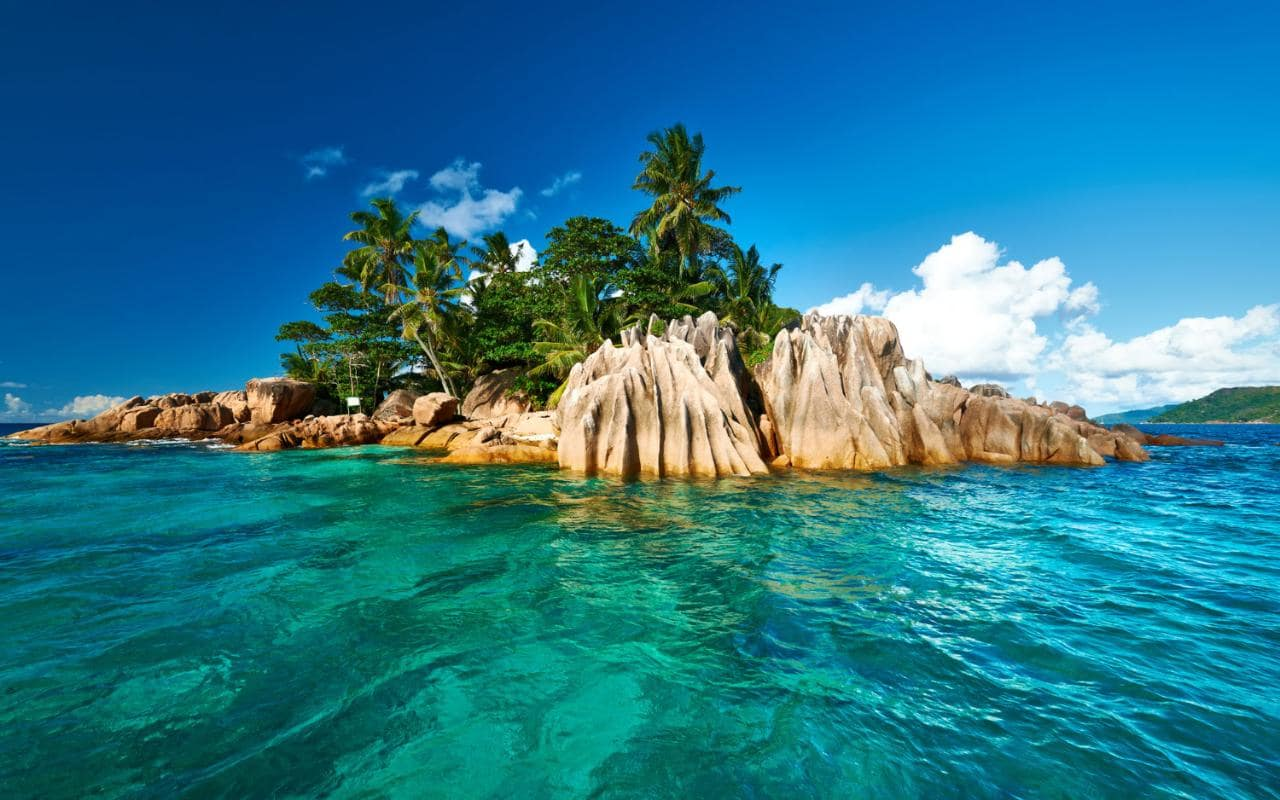 Seychelles Islands Tropical